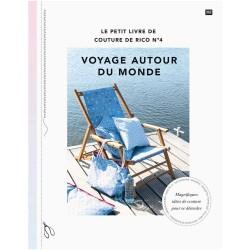 Le petit livre de couture n° 4 - Voyage autour du monde