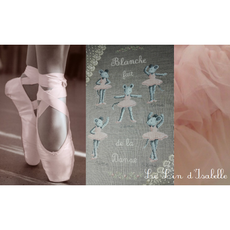 Petites souris danseuses
