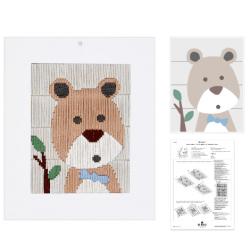 """Kit point lancé """"petit ours"""" (8 - 12 ans)"""