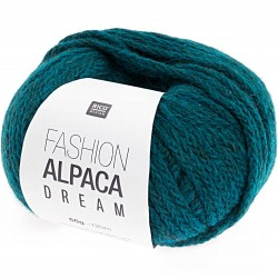 Rico Fashion Alpaca Dream - Coloris Bleu pétrole ou 006