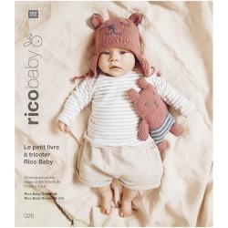 Le petit livre à tricoter Rico Baby n°26