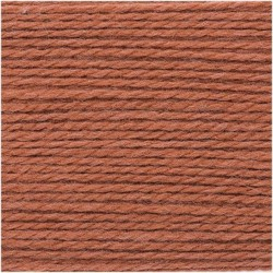 Rico Design - Laine Creative Soft Wool Aran - Coloris Nougat ou 020