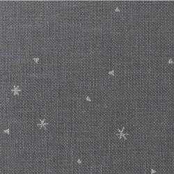 Toile Belfast Gris Anthracite (Réf. 3609-7459 ) (Par 10 cm)