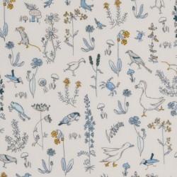 Tissu Liberty Theo (Par 10 cm - Quantité min. 3)