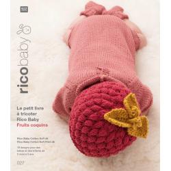 Le petit livre à tricoter Rico Baby n°27