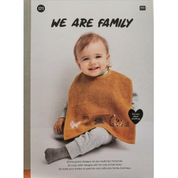 Rico Design - Livre n° 171 We are family