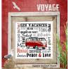"""Isabelle Haccourt Vautier """"Peace & Love"""""""