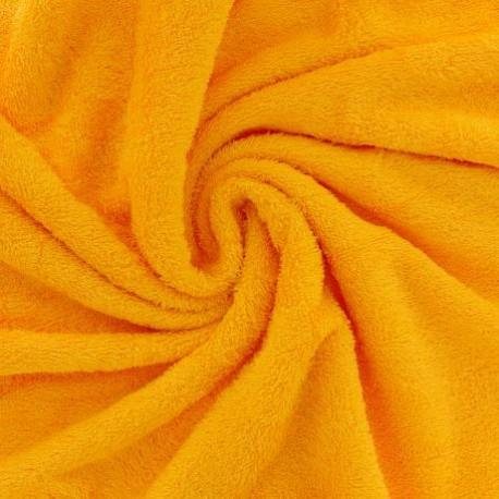 Eponge bambou coloris jaune madras
