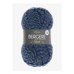 Bergère de France - IDEAL coloris Mix Bleu
