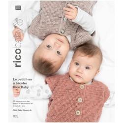 Rico Design - Le petit livre à tricoter Rico Baby n°28
