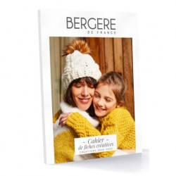 Bergère de France - Cahier de fiches créatives 20/21 en Français