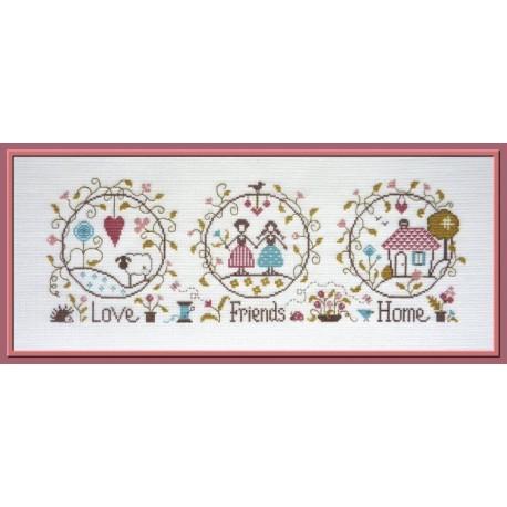Jardin Privé - Love, friends & Home