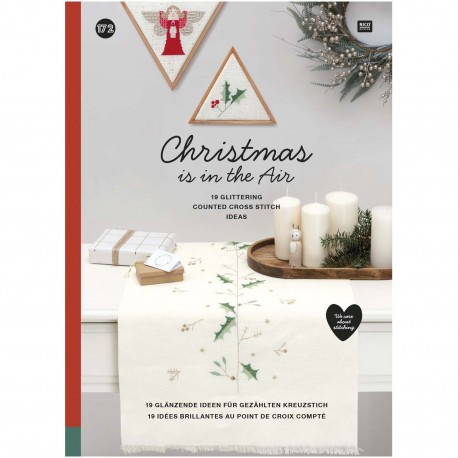 Rico Design No. 172 Christmas in the Air