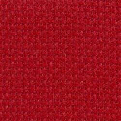 DMC - Toile à broder prédécoupée coloris rouge