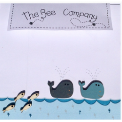 The Bee Company - Boutons - Baleines d'été