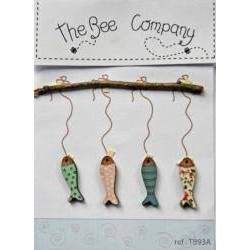 The Bee Company : Poissons assortis