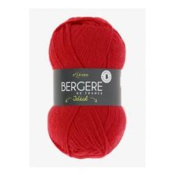 Bergere de France : coloris pavot