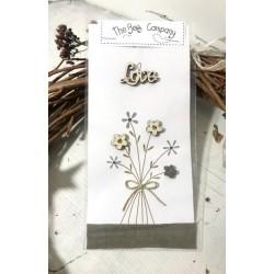 The Bee Company : Boutons Lapins de Printemps