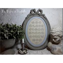 Le Lin d'Isabelle - Petits lapins de Pâques