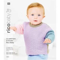 Rico Design - Le petit livre à tricoter Rico Baby n°29
