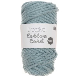 Rico Design : Creative Cotton Cord coloris patine