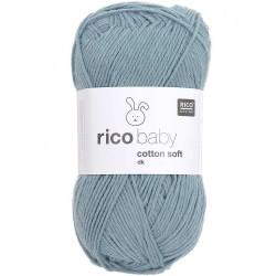 Rico Design : Baby Cotton Soft  coloris Violette