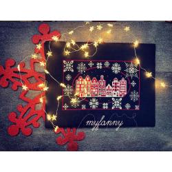 My Fanny Design : Winter Stitching