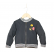 Ikatee : Pochette patron de couture Sweat à zip enfant mixte. 3-12 ans