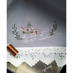 My Fanny Design : A Christmas Squirrel