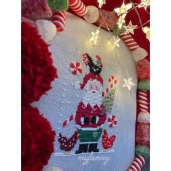 My Fanny Design : Santa Collection n°11