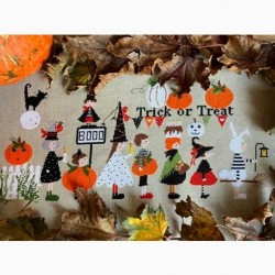 Lilli Violette : Trick or treat