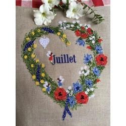 Lilli Violette : Juillet