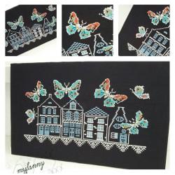 My Fanny Design : Spring Stiching
