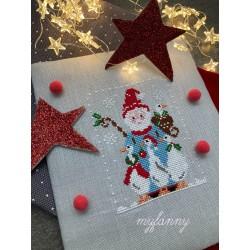My Fanny Design : Santa Collection n°6