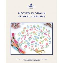 DMC : Book broderie Point de Croix motifs pour bébé
