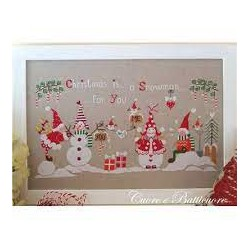 Cuore E Batticuore - Christmas is a Snowman for you
