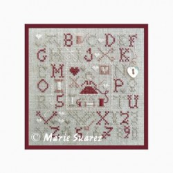 Marie Suarez - Laura's embroideries