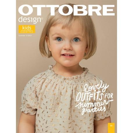 Ottobre Design  enfant 56-170cm été 2021