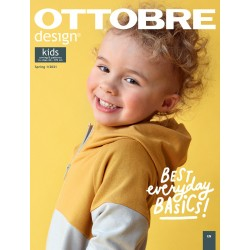 Ottobre Design® enfants -printemps 2021