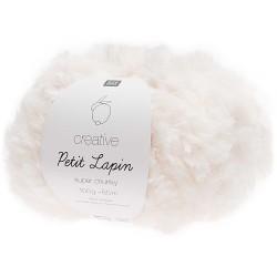Rico Design : Creative Petit Lapin super chunky crème
