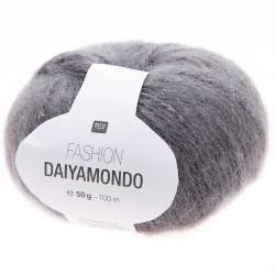 Rico Design : Fashion Daiyamondo coloris gris
