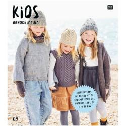 Rico Design - Livre à tricoter Rico Kids 09