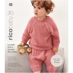 Rico Design : Livre à tricoter Rico Baby n°032