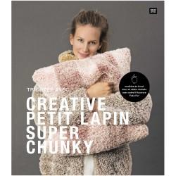Rico Design : Livre à tricoter  Creative Petit Lapin super chunly